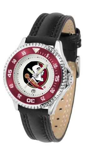 Florida State Seminoles Competitor Women's Watch
