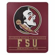 Florida State Seminoles Control Fleece Blanket