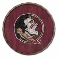 "Florida State Seminoles Cracked Color 24"" Barrel Top"