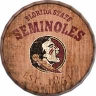 "Florida State Seminoles Established Date 16"" Barrel Top"