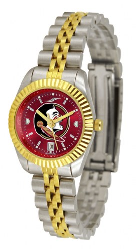 Florida State Seminoles Executive AnoChrome Women's Watch