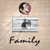 Florida State Seminoles Family Picture Frame