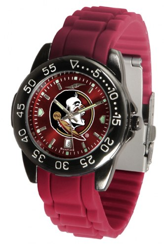 Florida State Seminoles Fantom Sport Silicone Men's Watch
