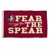 Florida State Seminoles Fear The Spear 3' x 5' Flag