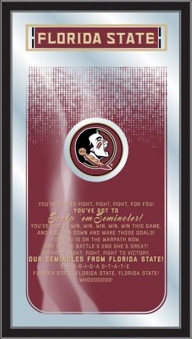 Florida State Seminoles Fight Song Mirror
