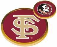 Florida State Seminoles Flip Coin