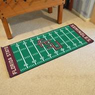 Florida State Seminoles Football Field Runner Rug