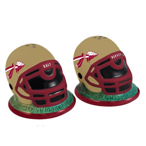 Florida State Seminoles Football Helmet Salt and Pepper Shakers