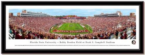 Florida State Seminoles Framed Stadium Print