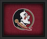 Florida State Seminoles Framed Word Cloud