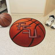 "Florida State Seminoles ""FS"" Basketball Mat"