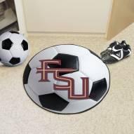 "Florida State Seminoles ""FS"" Soccer Ball Mat"