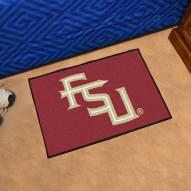"Florida State Seminoles ""FS"" Starter Rug"