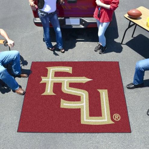"Florida State Seminoles ""FS"" Tailgate Mat"