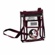 Florida State Seminoles Gameday Clear Crossbody Tote