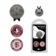 Florida State Seminoles Hat Clip & Marker Set