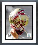 Florida State Seminoles Helmet Spotlight Framed Photo