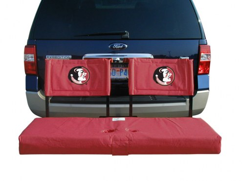 Florida State Seminoles Tailgate Hitch Seat/Cargo Carrier