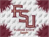 Florida State Seminoles Logo Canvas Print