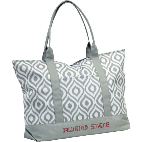 Florida State Seminoles Ikat Tote Bag