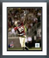 Florida State Seminoles Kamerion Wimbley 1995 Action Framed Photo
