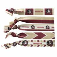 Florida State Seminoles Knotted Hair Tie