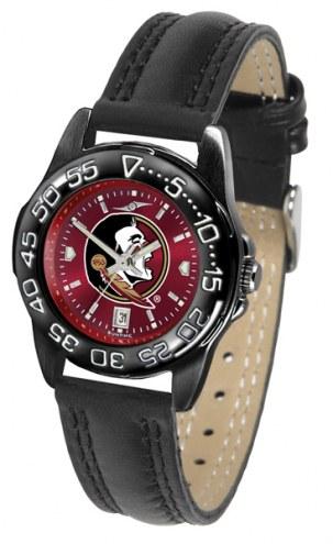 Florida State Seminoles Ladies Fantom Bandit AnoChrome Watch