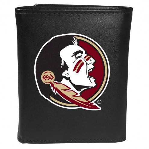 Florida State Seminoles Large Logo Tri-fold Wallet