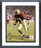 Florida State Seminoles Lawrence Timmons Action Framed Photo
