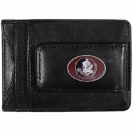 Florida State Seminoles Leather Cash & Cardholder