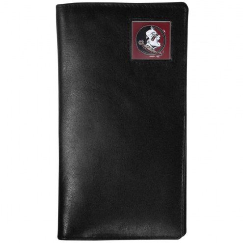 Florida State Seminoles Leather Tall Wallet