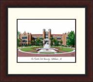 Florida State Seminoles Legacy Alumnus Framed Lithograph