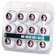 Florida State Seminoles Dozen Golf Balls