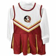 Florida State Seminoles Girls One Piece Cheer Dress