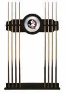 Florida State Seminoles Logo Pool Cue Rack