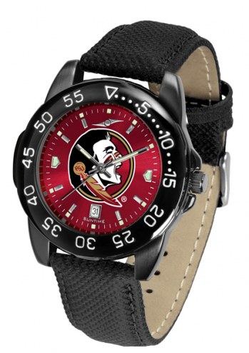Florida State Seminoles Men's Fantom Bandit AnoChrome Watch