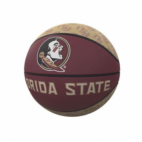 Florida State Seminoles Mini Rubber Basketball