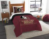 Florida State Seminoles Modern Take Twin Comforter Set