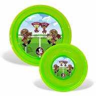 Florida State Seminoles Children's Plate & Bowl Set