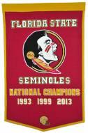Winning Streak Florida State Seminoles NCAA Football Dynasty Banner