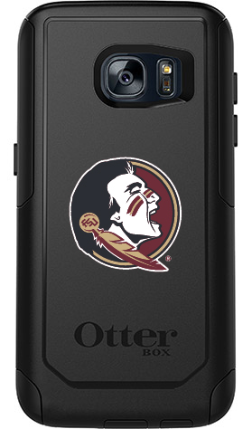 Florida State Seminoles OtterBox Samsung Galaxy S7 Commuter Black Case