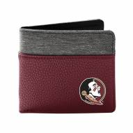 Florida State Seminoles Pebble Bi-Fold Wallet