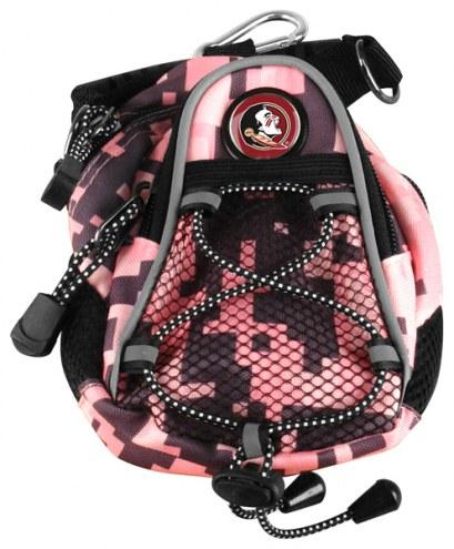 Florida State Seminoles Pink Digi Camo Mini Day Pack