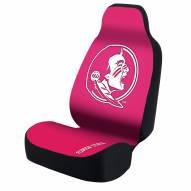 Florida State Seminoles Pink Universal Bucket Car Seat Cover