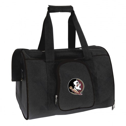 Florida State Seminoles Premium Pet Carrier Bag