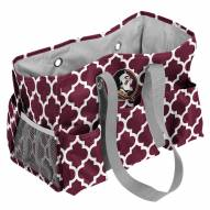 Florida State Seminoles Quatrefoil Weekend Bag