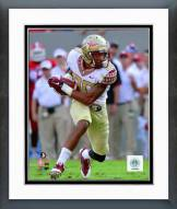 Florida State Seminoles Rashad Greene Action Framed Photo