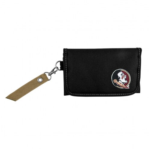 Florida State Seminoles Ribbon Organizer Wallet