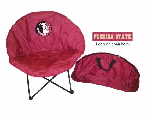 Florida State Seminoles Rivalry Round Chair