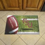 Florida State Seminoles Scraper Door Mat